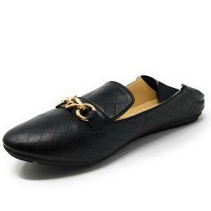 Victoria K Shoes - Women Ballerina Flats / Mules, BS-2626, Black